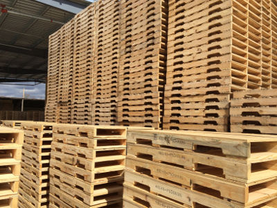 New Wooden Pallets | Pallet Resource of NC